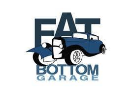 Nro 67 kilpailuun Design a Logo for Fat Bottom Garage käyttäjältä sampathupul