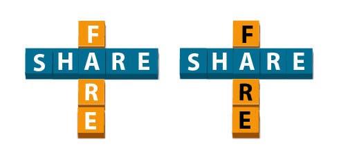 Bài tham dự cuộc thi #                                        34                                      cho                                         Logo Design SHARE FARE