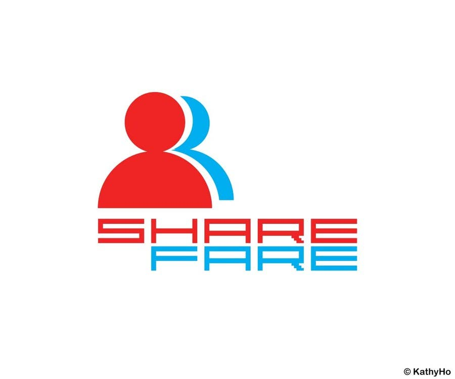 #20 for Logo Design SHARE FARE by kathyho