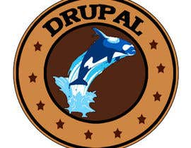 nº 5 pour Design a Logo for Drupal Project [One] par protinuscoveniti