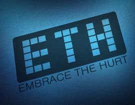 #102 untuk Embrace The Hurt- Logo Design oleh ruicondesso