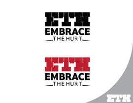 #93 untuk Embrace The Hurt- Logo Design oleh asanka10