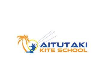 Nro 33 kilpailuun Kitesurfing Logo käyttäjältä feroznadeem01