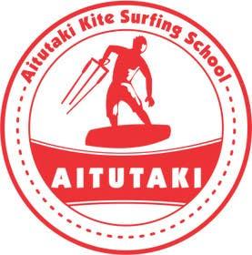 Nro 7 kilpailuun Kitesurfing Logo käyttäjältä rajkumar3219