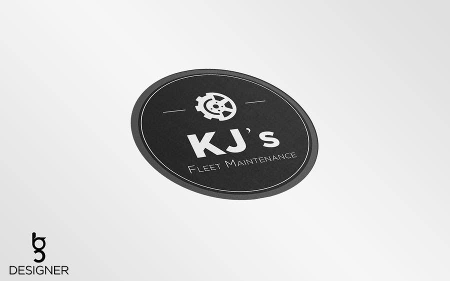 Bài tham dự cuộc thi #11 cho Design a Logo and Business Card Design for KJ's Fleet Maintenance
