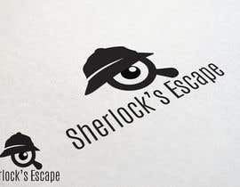 "#68 for Design a Logo for ""Sherlock's Escape"" by shantallrueda"