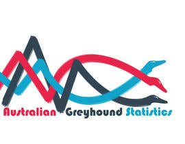 #14 for Design a Logo for Australian Greyhound Statistics website af alexxxbran
