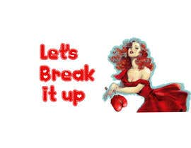 #10 for lets break it up logo af madrid78