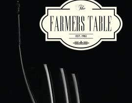 #83 para Design a Logo for our premium food delivery company - The Farmers Table -- 2 por Gulayim