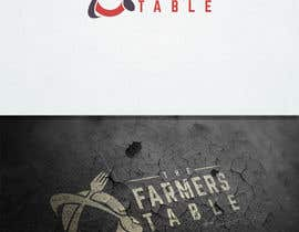 #86 para Design a Logo for our premium food delivery company - The Farmers Table -- 2 por nikolan27