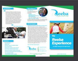 #10 para Brochure for Horse therapy company por HebaWadud