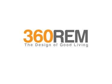 #735 cho 360 REM Logo contest bởi rraja14