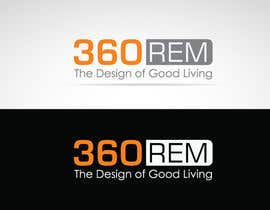 #889 for 360 REM Logo contest by jass191