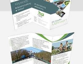 Nro 5 kilpailuun Design a Tri-Fold Flyer (ARFL3) käyttäjältä Hammadbhatty