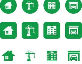 #28 cho Design icons / pictograms (real estate) bởi Rendra5