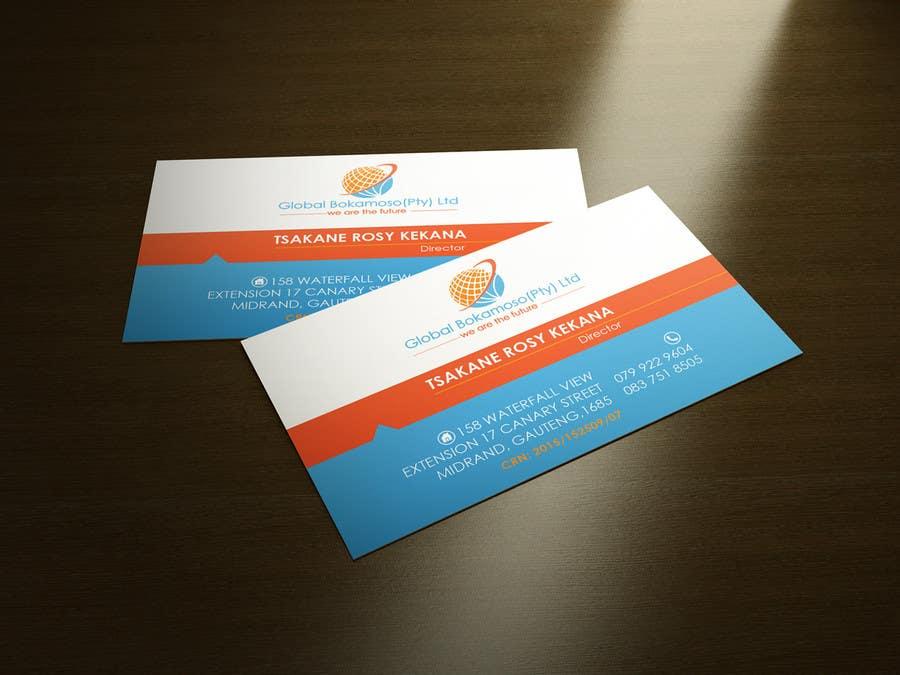 Kilpailutyö #21 kilpailussa Design a letterhead and business cards for a multi service company