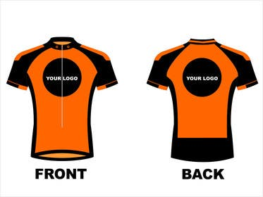 #16 for Design a Flagship Cycling Jersey af adrianusdenny