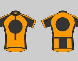 #14 for Design a Flagship Cycling Jersey af violetabalaz