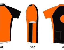 PSKR27 tarafından Design a Flagship Cycling Jersey için no 9