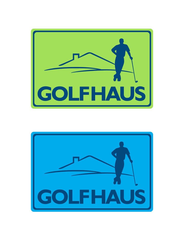 Bài tham dự cuộc thi #                                        3                                      cho                                         Design eines Logos for Golf Haus