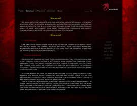 #21 for Enomesia Wordpress Template by MustafaCR