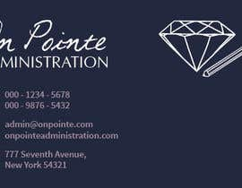 #24 cho Design a Logo for On Pointe Administration bởi crystales