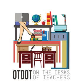 #21 cho Design a Logo for On the Desks of Teachers (OTDOT) bởi dzezva
