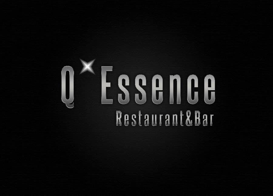 Contest Entry #348 for Logo Design for Q' Essence