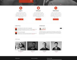 appnets tarafından Design a webpage and logotype for Lawyers service için no 7