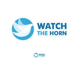 #33 for Create a logo for Watch the Horn af ShineBrightLike