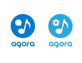 #142 para Design a Logo for Agora por xalimorganx