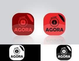 #79 para Design a Logo for Agora por joydeepmandal