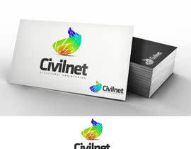 #98 for Design a Logo for civilnet.gr af sbelogd