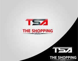 """Nro 98 kilpailuun Design a Logo for """" The Shopping Arena """" käyttäjältä aliesgraphics40"""