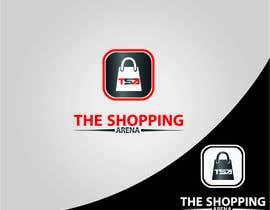 """Nro 100 kilpailuun Design a Logo for """" The Shopping Arena """" käyttäjältä aliesgraphics40"""