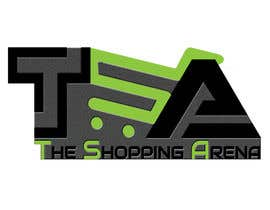 "#120 untuk Design a Logo for "" The Shopping Arena "" oleh hamzahafeez2000"