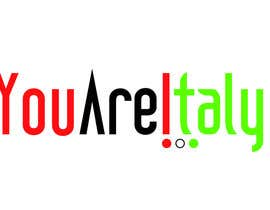 #26 untuk Disegnare un Logo for YOUAREITALY.com oleh ninasmith12