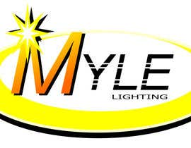 nº 61 pour Design a Logo for Myle Lighting par DaryaDV