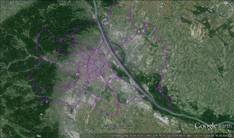 Kilpailutyö #4 kilpailussa Extract Map Information to KML