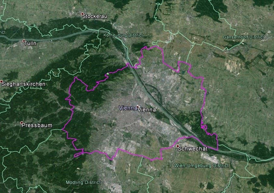 Kilpailutyö #3 kilpailussa Extract Map Information to KML