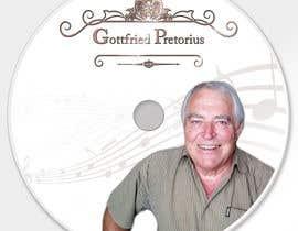 #24 untuk CD Label Design for Musician oleh araitz