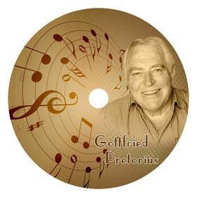 #18 untuk CD Label Design for Musician oleh akritidas21