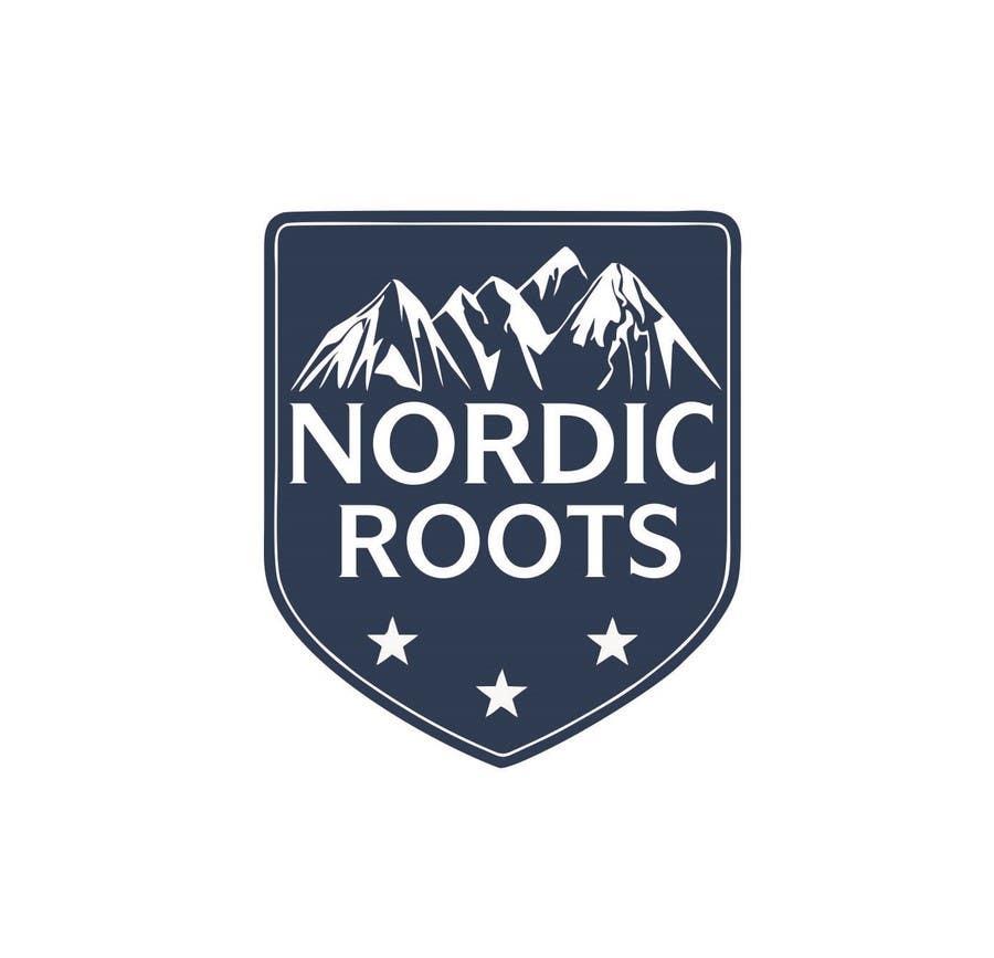 Kilpailutyö #35 kilpailussa Design a Logo for Nordic Roots