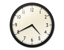 #21 for Design clock interfaces for windows desktop based clock af ignaczildiko