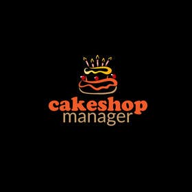 #38 for Design a Logo for Cake Shop Manager af shanzaedesigns