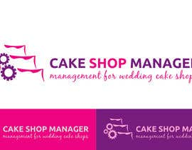 #11 for Design a Logo for Cake Shop Manager af cbarberiu