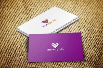 thelionstuidos tarafından Develop a Corporate Identity for autoapp.do için no 120