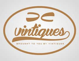 #109 for Design a Logo for vintiques af flowkai