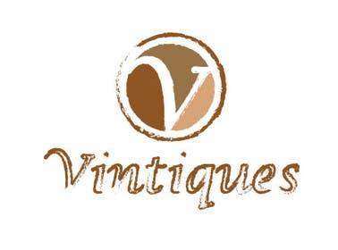 Nro 80 kilpailuun Design a Logo for vintiques käyttäjältä mogado