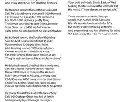 #14 for Poem about Chicago street names by MeganJDavis